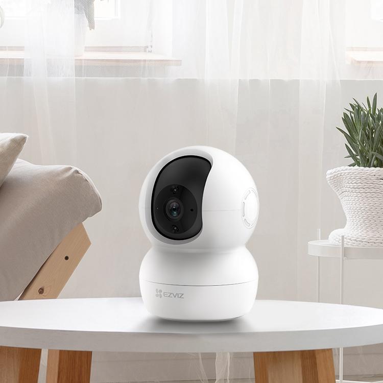 Camera IP Wifi Ezviz TY2 1080p - Kèm thẻ nhớ -Hàng Chính Hãng