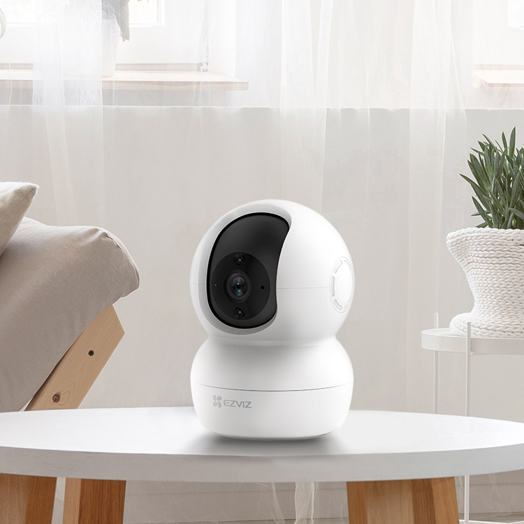 Camera IP Wifi Ezviz TY2 2M 1080p Quét 360 Độ Hồng Ngoại Đêm-Hàng chính hãng.