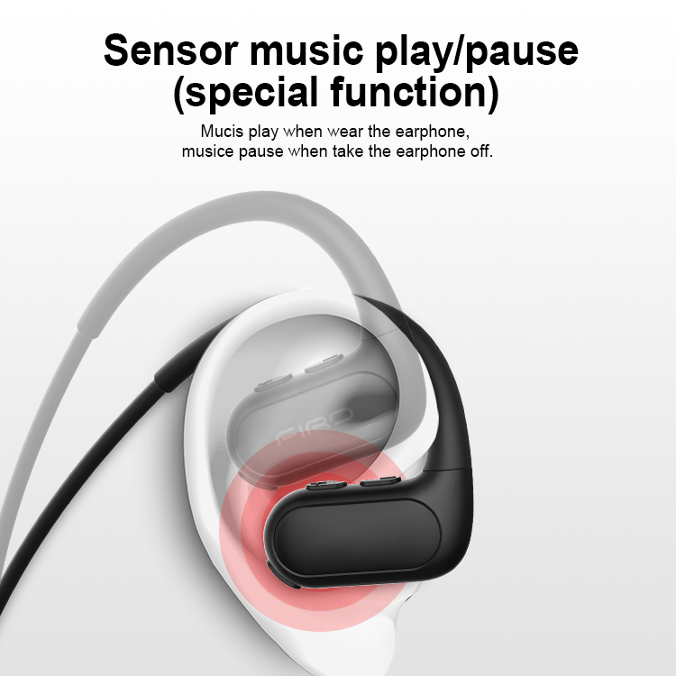 Tai nghe Bluetooth kiểu dáng thể thao, âm thanh hay C6