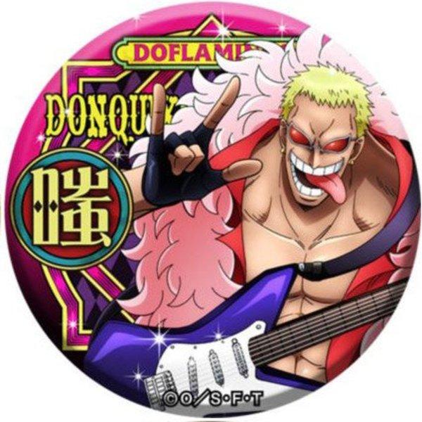 Combo 30  huy hiệu cài áo ONE PIECE - ĐẢO HẢI TẶC anime ver ĐẠI NHẠC HỘI
