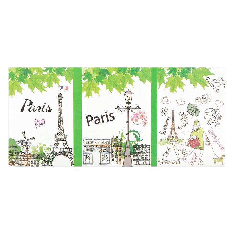 Sổ Giấy Note Paris (6 Xấp)