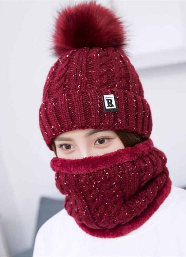Mũ len nữ kèm khăn lót nỉ siêu ấm phong cách Hàn Quốc - Đỏ đô - 24134129 , 8383428540849 , 62_8339132 , 250000 , Mu-len-nu-kem-khan-lot-ni-sieu-am-phong-cach-Han-Quoc-Do-do-62_8339132 , tiki.vn , Mũ len nữ kèm khăn lót nỉ siêu ấm phong cách Hàn Quốc - Đỏ đô