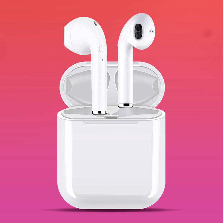 Tai Nghe Bluetooth Không dây i9S Thời trang