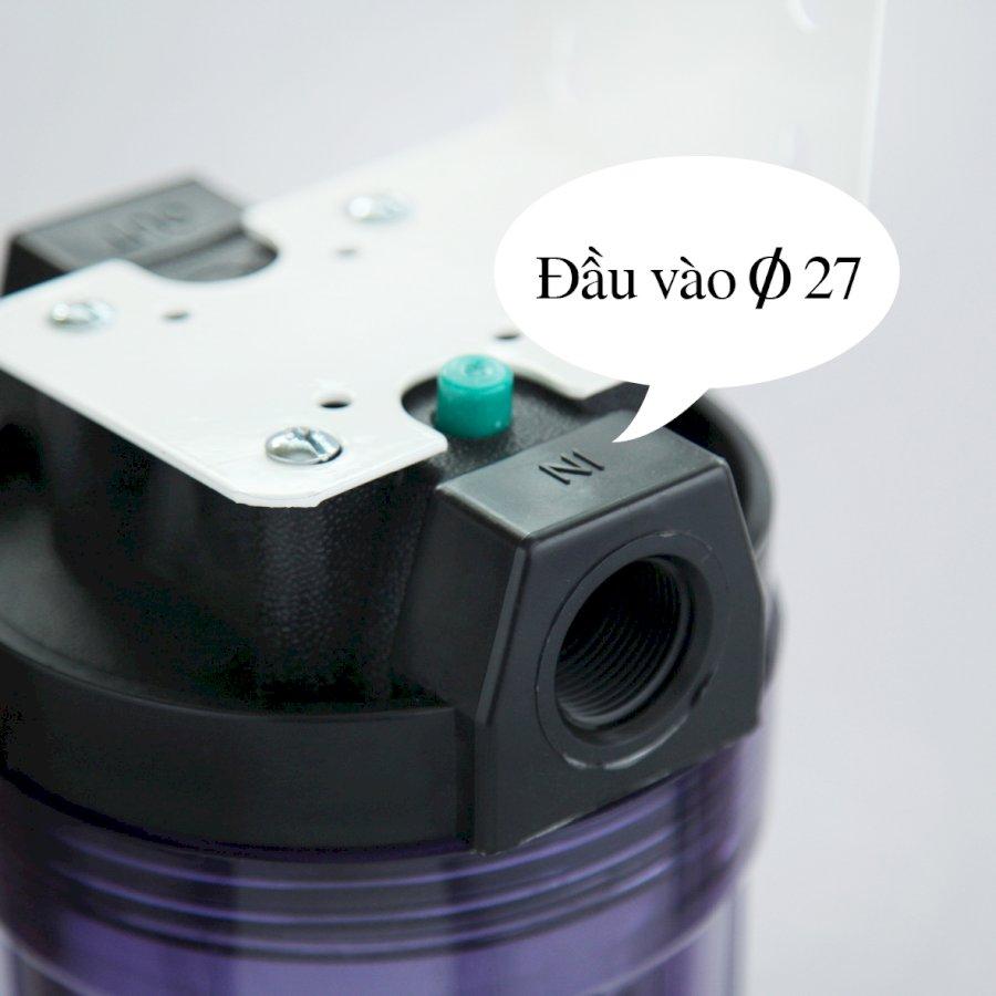 Bộ lọc nước sinh hoạt 1 cấp lọc 20inch Yamato YMTH20-1T