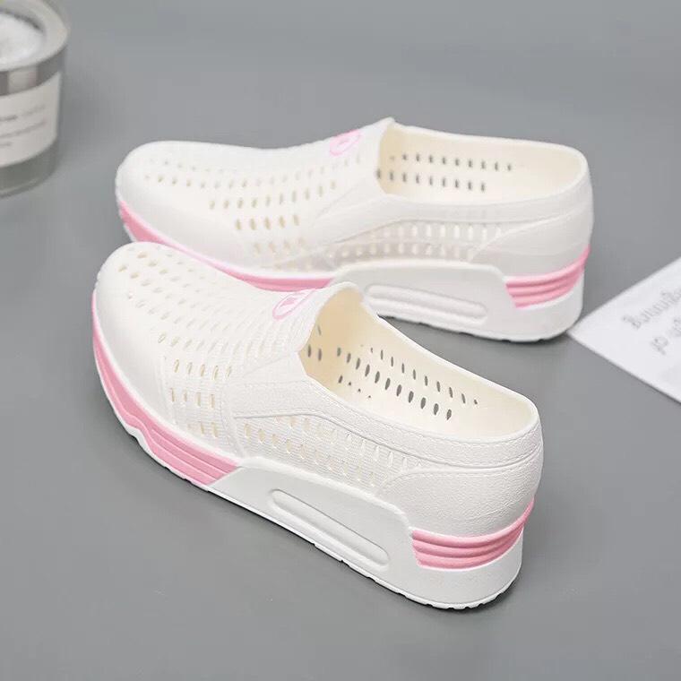 Giày nhựa thể thao nữ kiểu dáng Hàn Quốc - MH0064