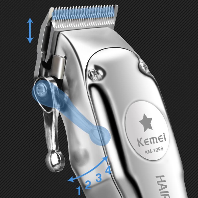 Tông đơ cắt tóc kemei 1997 chuyên nghiệp