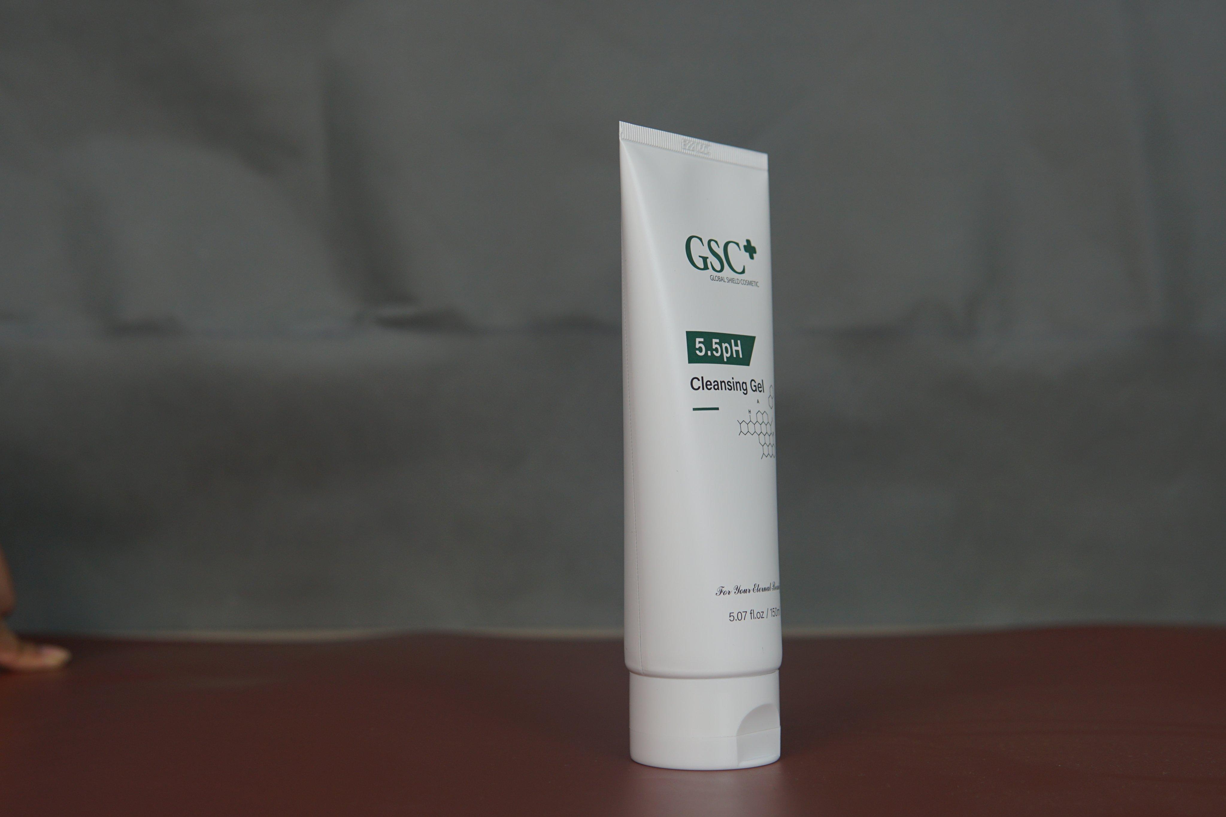 Sữa rửa mặt dạng Gel  GSC+ 5.5 pH Cleansing Gel 150ml