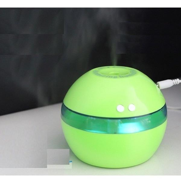 Máy tạo ẩm, phun sương mini USB HÌNH TRÒN