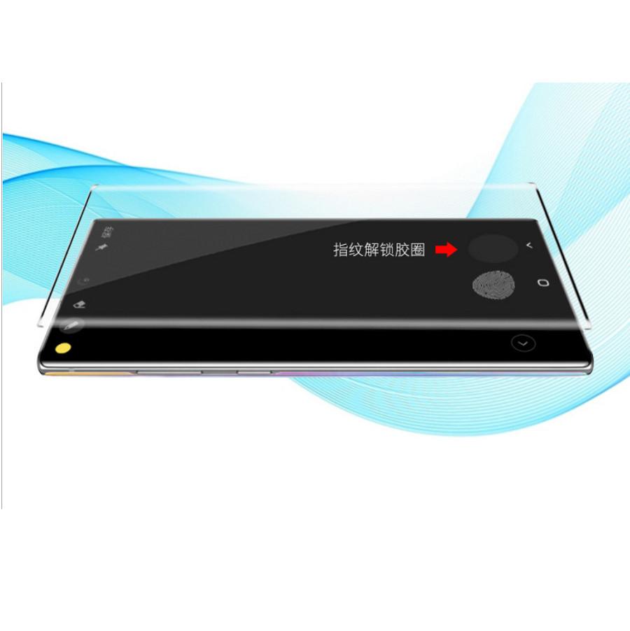 Miếng Dán màn hình Cường Lực dành cho Samsung Galaxy Note 10 Plus Full Màn Hình