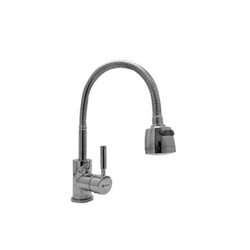 Vòi chậu rửa bát nóng lạnh  AG-2046