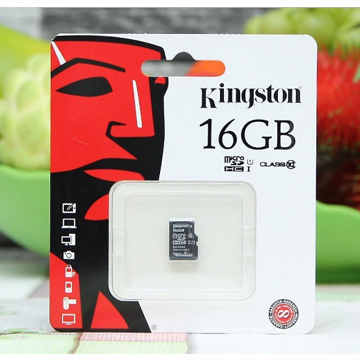 Combo Camera IP Wifi Imou ipc-C22EP-imou 2.0mpx Full HD 1080p và Thẻ Nhớ Kingston 16Gb/32Gb/64Gb - Hàng Chính Hãng