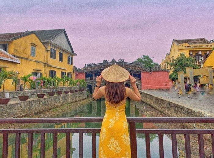 Tour miền Trung 4N3Đ giá rẻ check-in vẻ đẹp Hội An