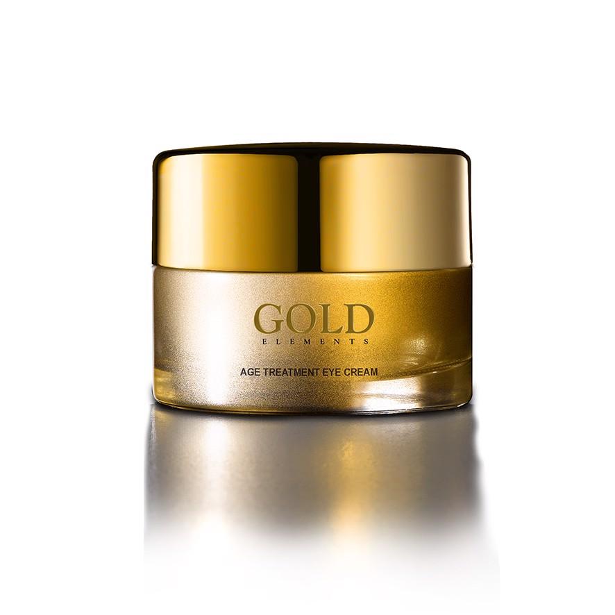 Kem Chống Lão Hóa Dành Cho Mắt Gold Elements Age Treatment Eye Cream