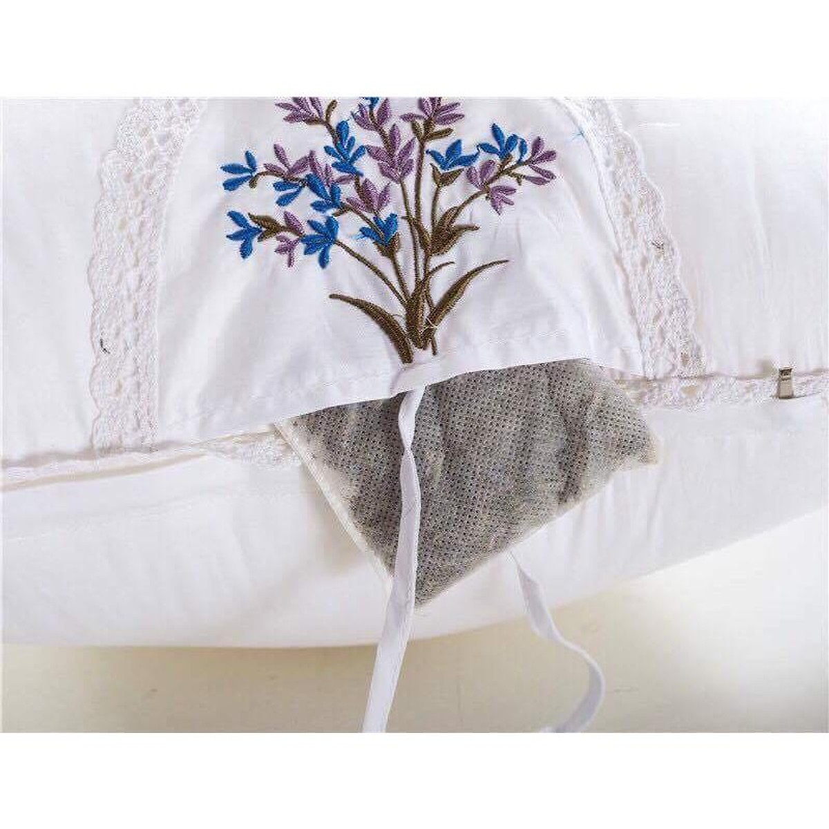 Đôi ruột gối thơm hương Lavender