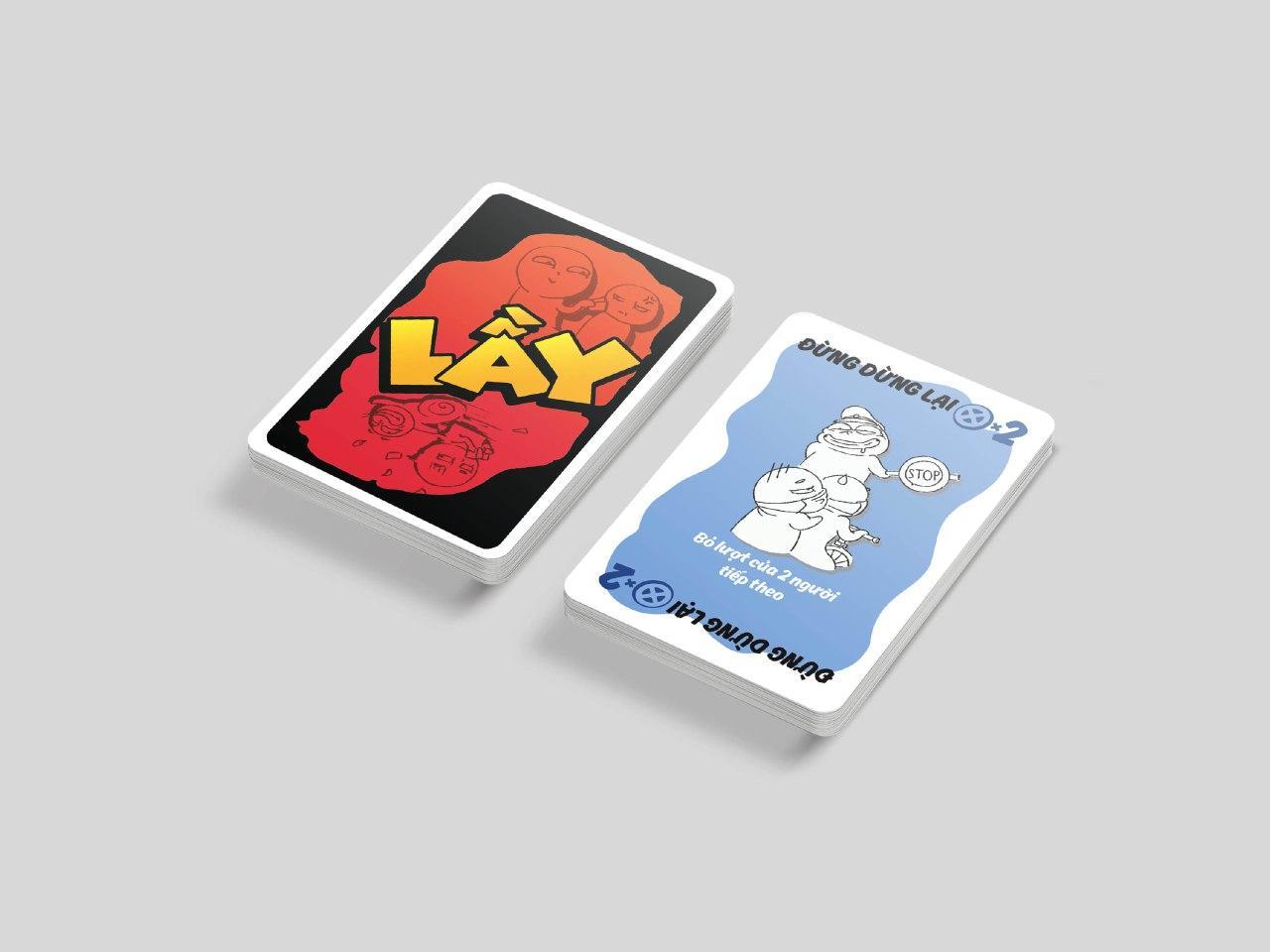 Thẻ bài Lội - Bản mở rộng của Lầy - BoardgameVN
