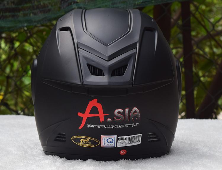 Mũ Bảo Hiểm 3/4 ASIA M115 (Size L)