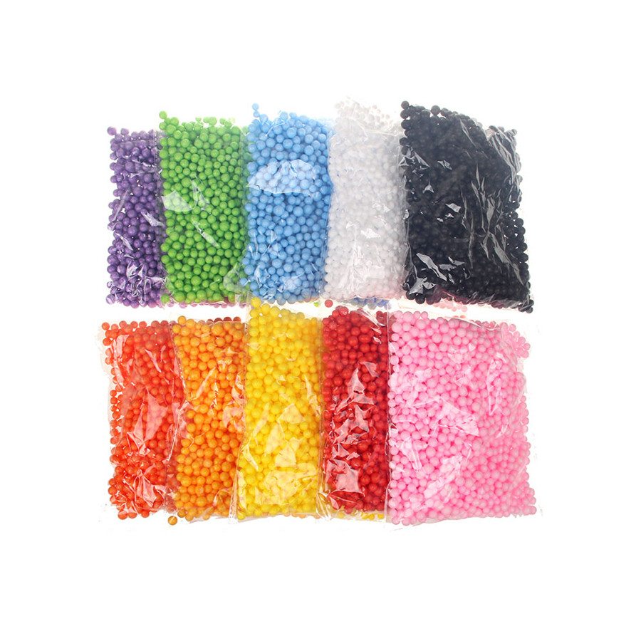 Combo 2 Hạt xốp màu lót hộp quà 30g (loại lớn màu ngẫu nhiên)