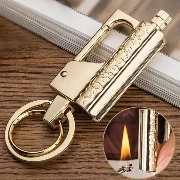 Bật lửa, hộp quẹt kiêm móc khóa cực NGẦU ( mẫu MỚI nhất)