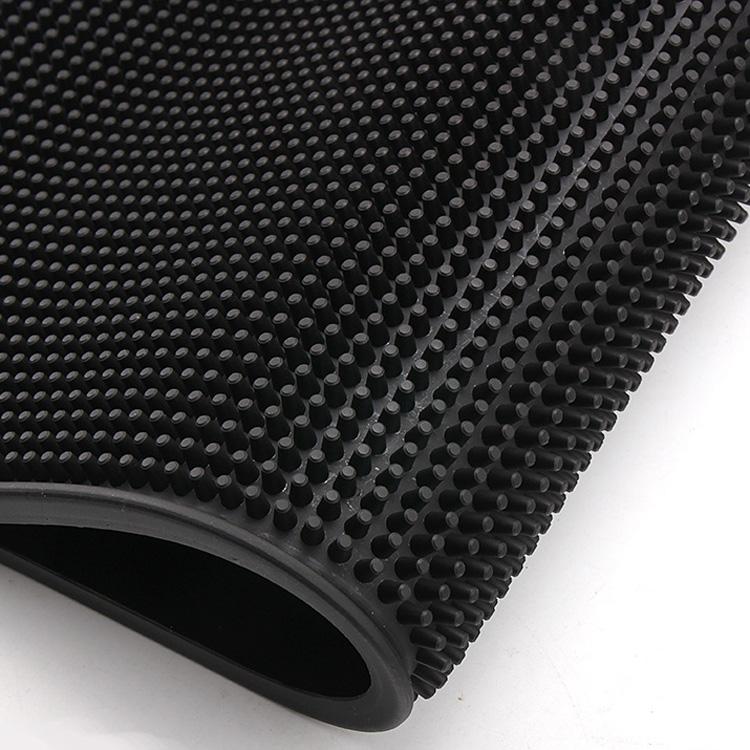 Thảm Lót Cao Su Quầy Bar (45 x 30 cm) - Đen
