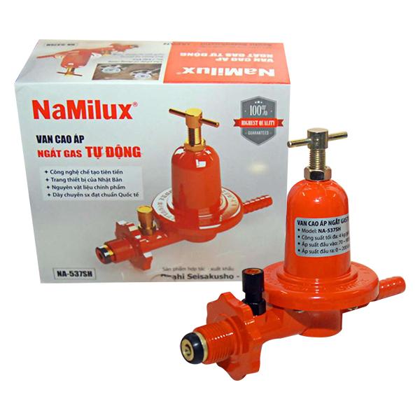 Van Gas Cao Áp Tự Động Namilux NA-537SH/547SH - Hàng Chính Hãng