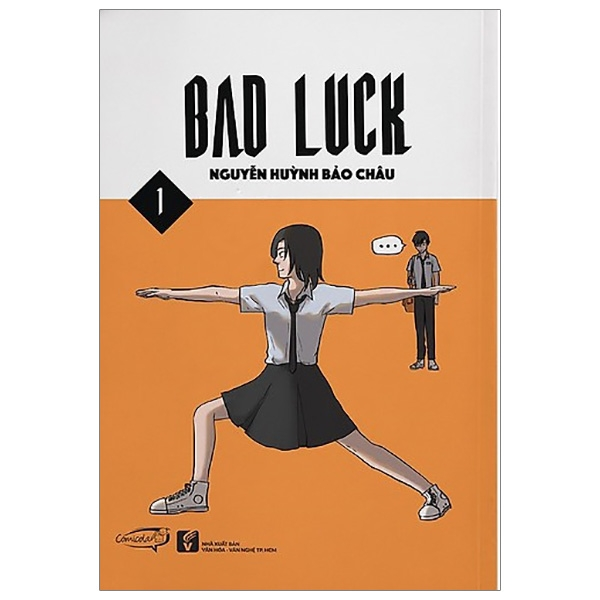 Bad Luck - Tập 1 (Tái Bản 2019)