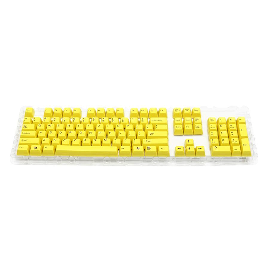 Keycap Filco High Profile Doubleshot Fullsize - Hàng Chính Hãng