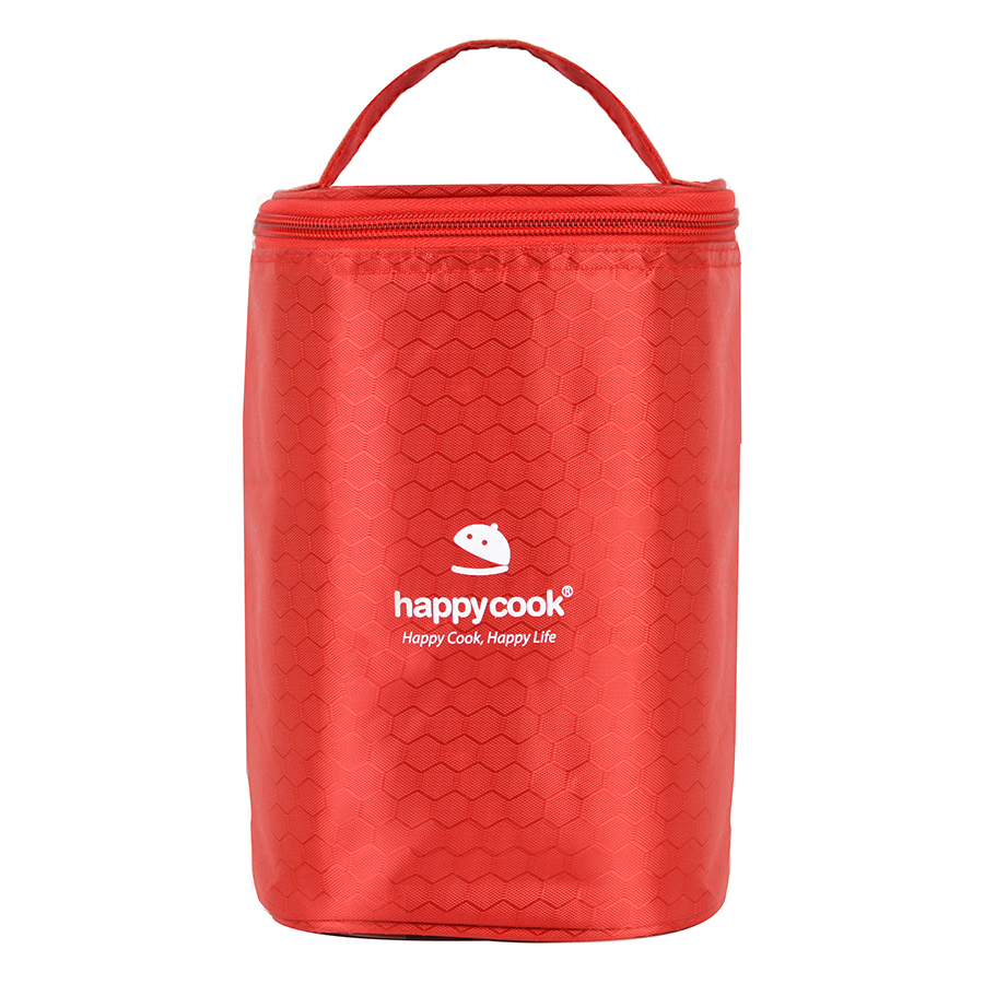 Bộ Hộp Thủy Tinh Vuông HappyCook 3pcs 520ml HCG-03SBE