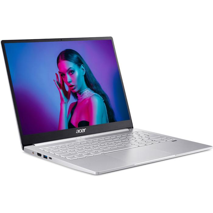 Laptop Acer Swift 3 SF313-53-503A NX.A4JSV.002 (Core i5-1135G7/ 8GB LPDDR4X 4266MHz/ 512GB SSD M.2 PCIE Gen3x4/ 13.5 QHD IPS/ Win10) - Hàng Chính Hãng