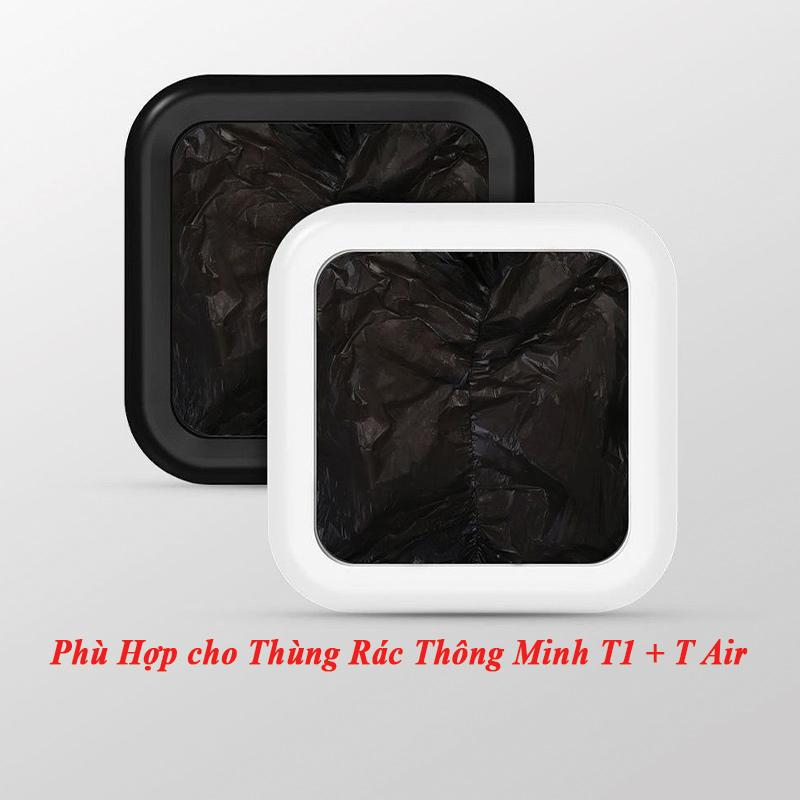 Bộ 6 Khay Túi Rác cho Thùng Rác Tự Động Thông Minh Townew T1 Hàng Chính Hãng