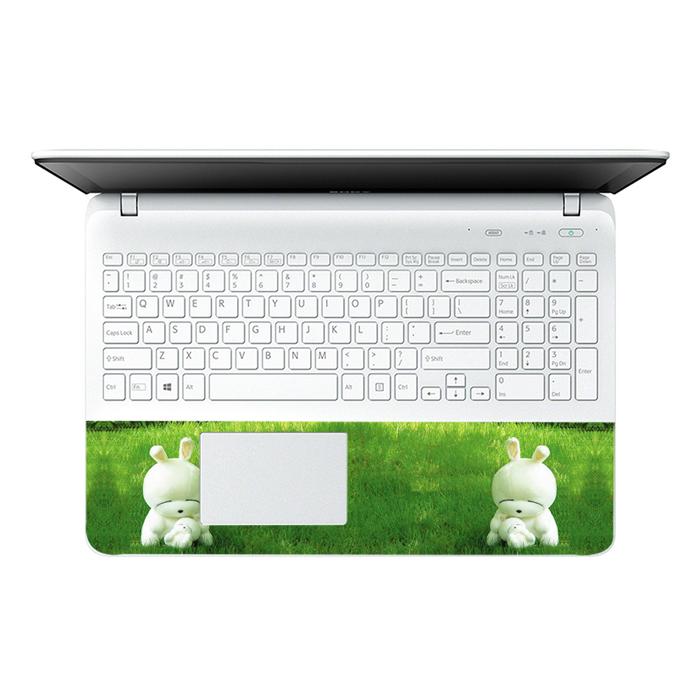 Mẫu Dán Decal Laptop Logo LTNT-254