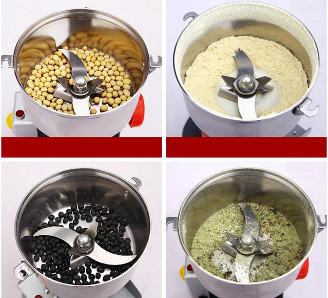 Siêu phẩm xay đông trùng hạ thảo 650W cực mịn, lòng nổi vừa xinh bằng bát ăn cơm.