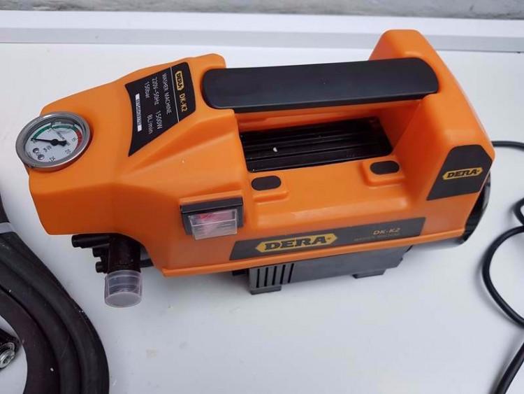 máy rửa oto xe máy DERA mini 4