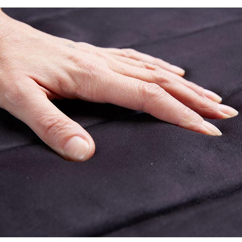 Đệm massage toàn thân có gối xoa bóp hồng ngoại Lanaform Delight LA110316
