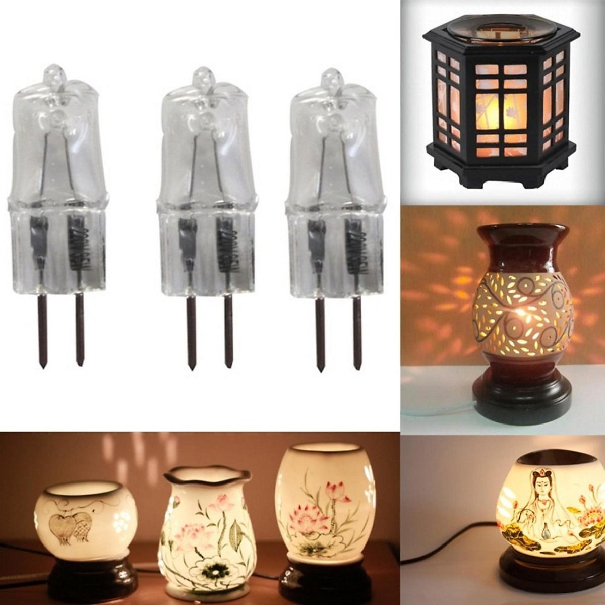 Bộ 8 bóng halogen dùng cho đèn xông tinh dầu