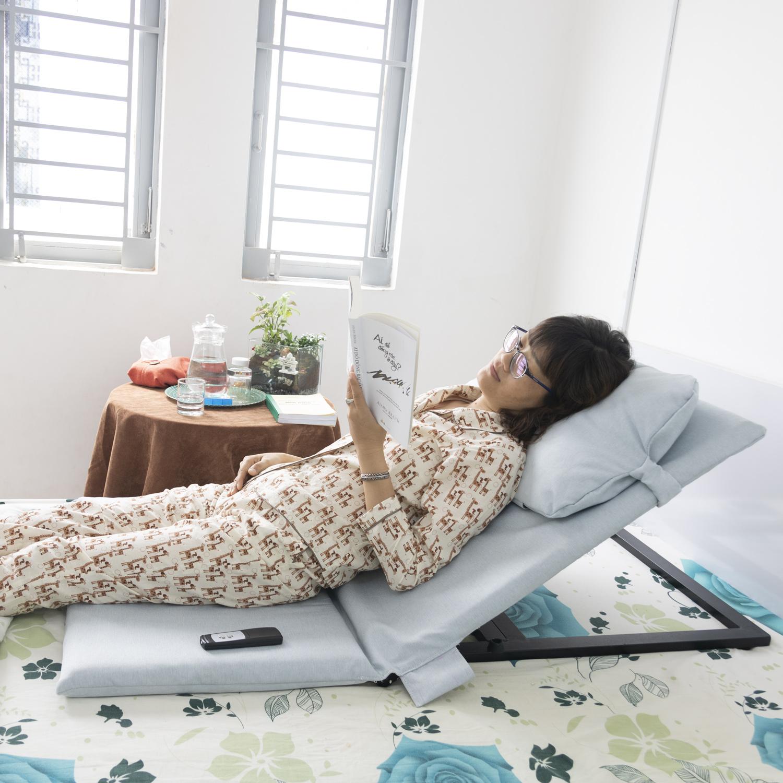 Ghế y tế điện F360 - ghế chăm sóc bệnh nhân , ghế giường nâng hạ tự động  cho người bệnh đau lưng, người bị liệt