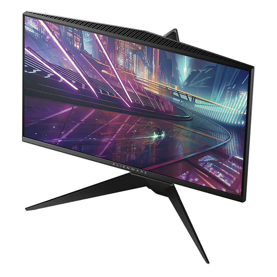 Hình ảnh Màn Hình Gaming Dell Alienware AW2518H 25inch FullHD 1ms 240Hz G-Sync TN - Hàng Chính Hãng