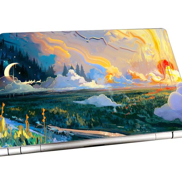Mẫu Dán Laptop Nghệ Thuật LTNT - 671
