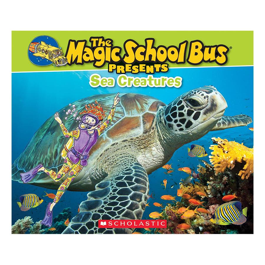 Magic School Bus Presents: Sea Creatures - Chuyến Xe Khoa Học Kỳ Thú