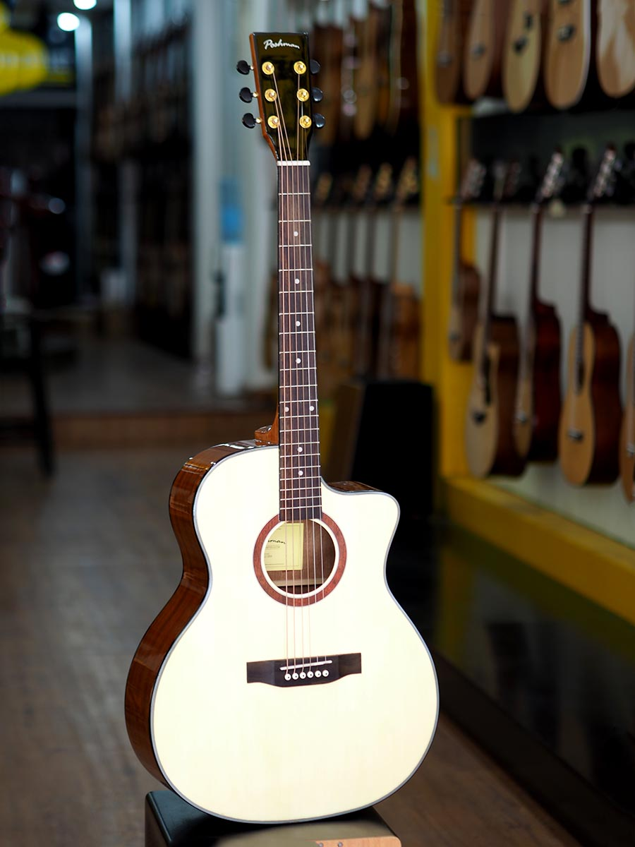 Đàn Guitar Acoustic N11 Ngoại hình đẹp - Âm thanh chất lượng