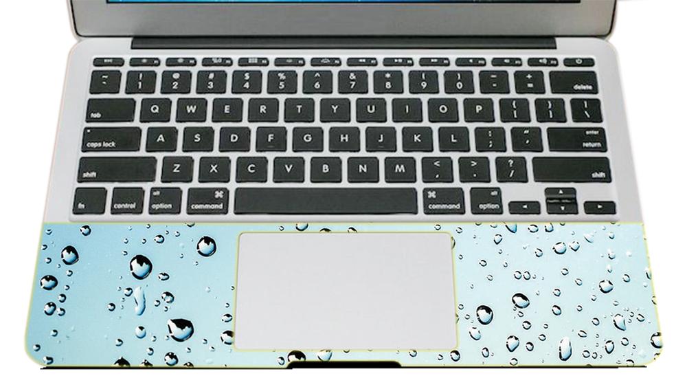 Mẫu Dán Trang Trí Laptop Hoa Văn LTHV - 294
