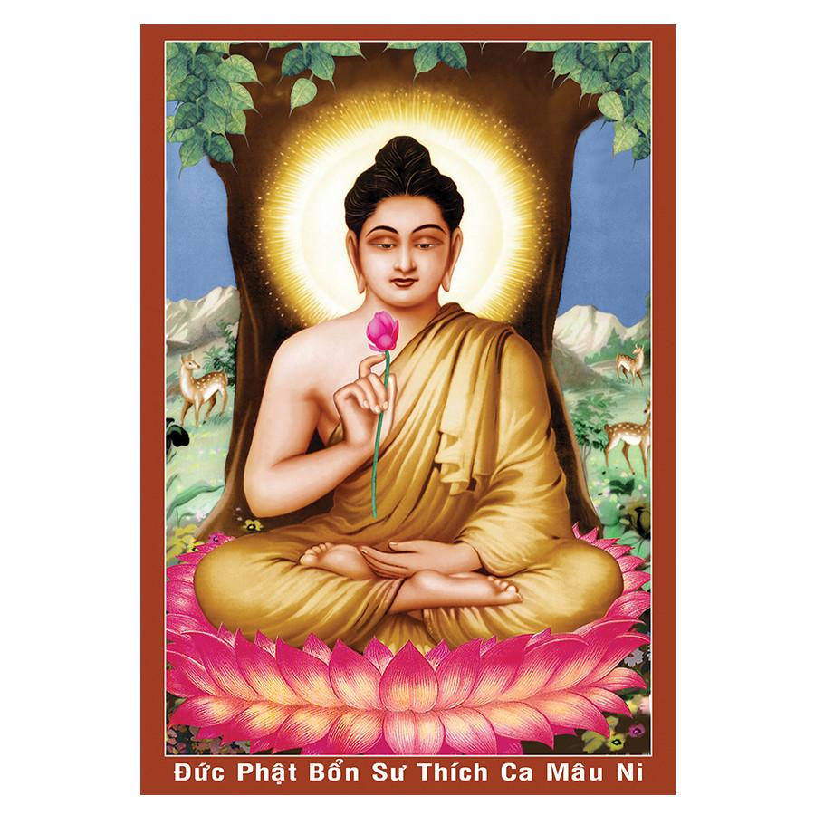 Tranh Phật Giáo Thích Ca Mâu Ni Phật 2490