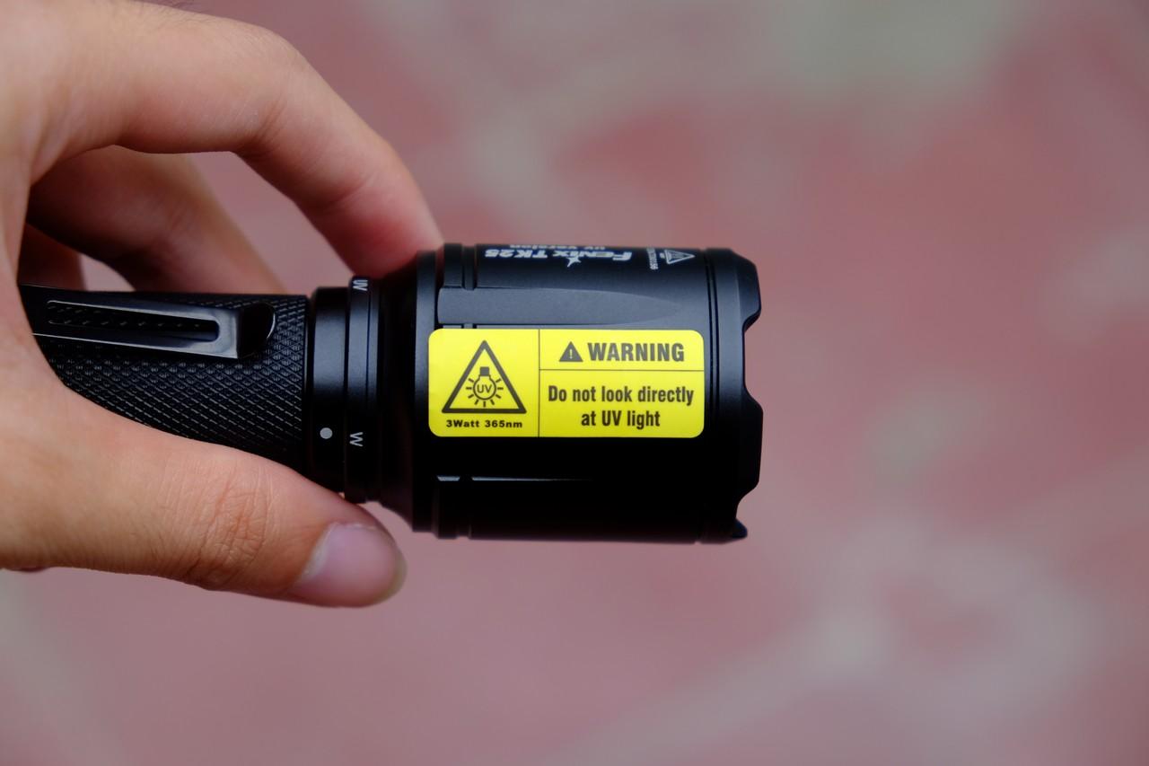 Đèn pin Fenix - TK25UV - 1000 Lumens