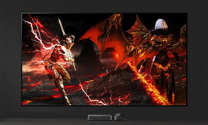 Tivi LED LG 65 inch OLED65C9PTA chơi game hoàn hảo