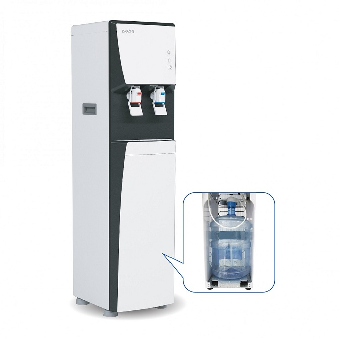 Cây nước nóng lạnh Karofi HCV151-WH - Hàng Chính Hãng