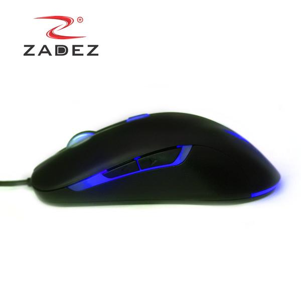 Chuột Gaming ZADEZ GT-613M - Hàng Chính Hãng