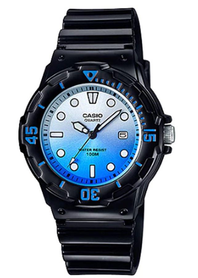 Đồng hồ nữ dây nhựa Casio LRW-200H-2EVDR