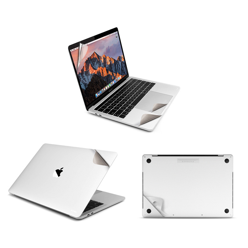 Bộ dán Full JCPAL MacGuard 5 in 1 cho Macbook Pro Retina 2015 - Hàng Chính Hãng
