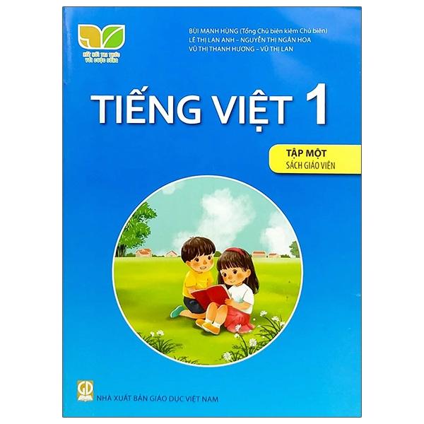 Tiếng Việt 1/1 - Sách Giáo Viên (Bộ Sách Kết Nối Tri Thức Với Cuộc Sống)
