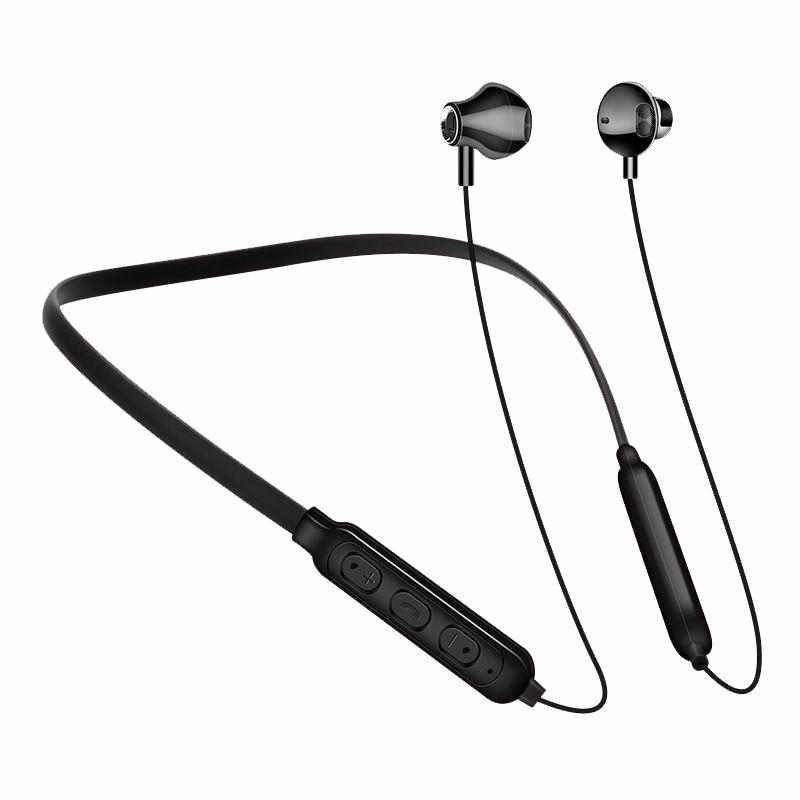 Tai nghe Bluetooth Không dây Màu Đen - Hàng Chính Hãng