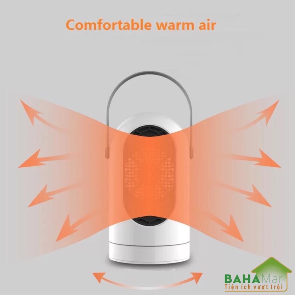 """QUẠT SƯỞI MÙA ĐÔNG CÓ QUAI XÁCH """"BAHAMAR"""" thổi hơi nóng mà không bị khô cần thiết cho mùa đông lạnh giá ở mỗi gia đình"""